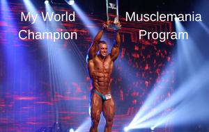 Complete World Champion Musclemania Program For Only 33$